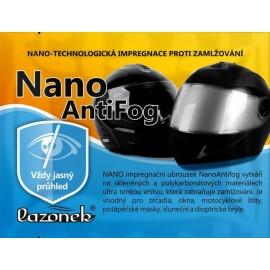 Vlhčený obrúsok - Nano AntiFog