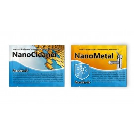 Vlhčený obrúsok - NanoMetal a NanoCleaner