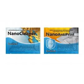 Vlhčený obrúsok - NanoAntiPrint a NanoCleaner