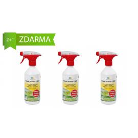 Odstraňovač machu a nečistôt - AquaCleaner C800 500ml 2+1 ZDARMA
