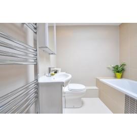 Kúpeľňa a toalety